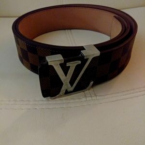Louis Vuitton Paris Belt for men's